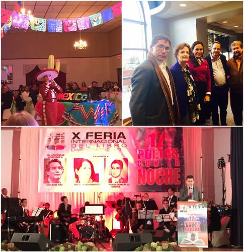 Dedican a México la Décima Feria Internacional del Libro en