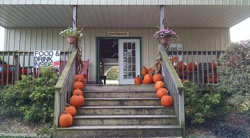 Clark's Elioak Farm, Ellicott City, Maryland, October 9, 2015