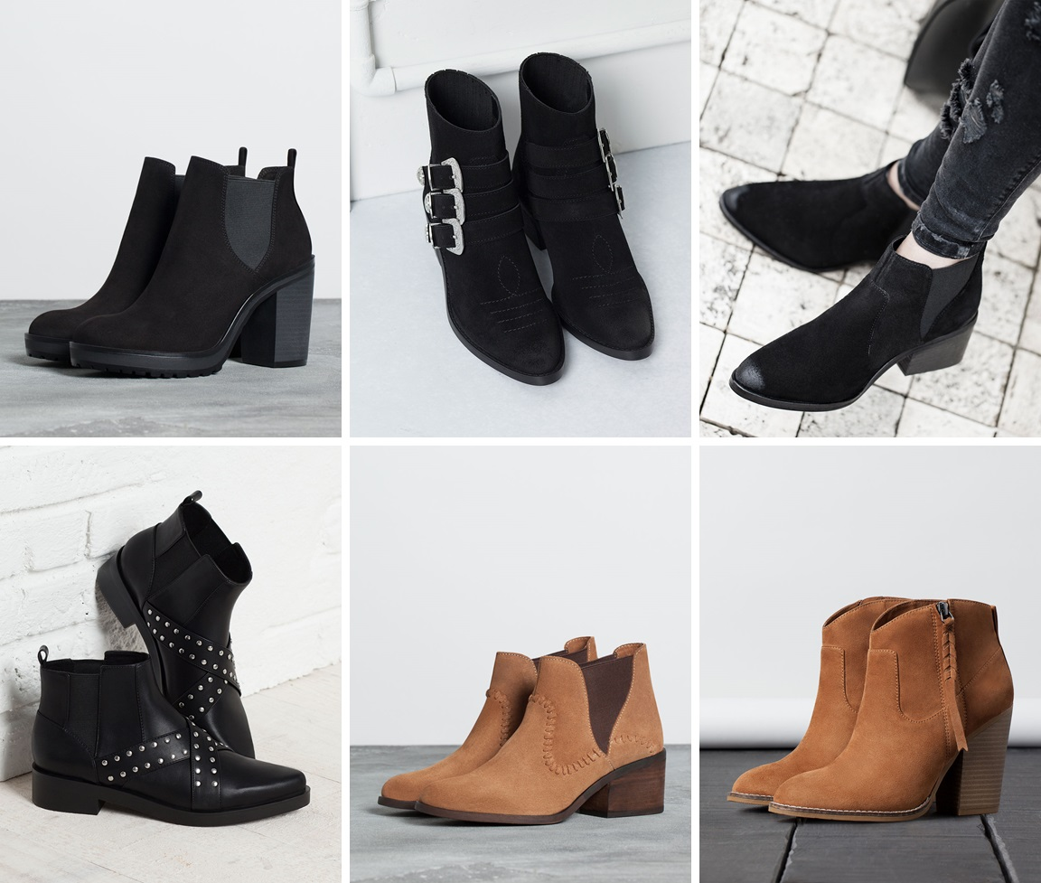 Boots from Bershka