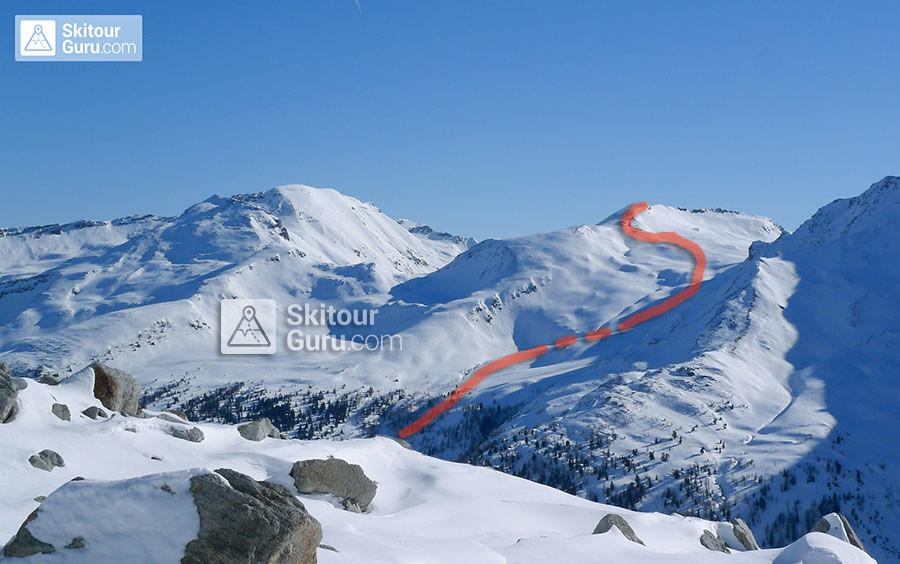 Kolmkarspitze Goldberggruppe - Hohe Tauern Rakousko foto 02