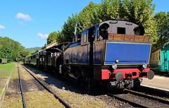 Saint Jean du Gard, train des Cevennes