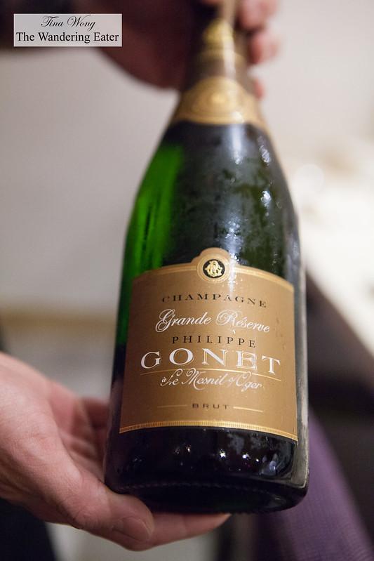 Champagne Philippe Gonet, Grande Reserve Brut