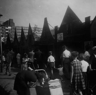 Oud Hollandse markt Billetonlaan Vlaardingen
