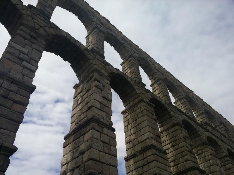 Snapshots of Segovia