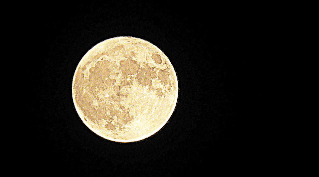 Super Moon -  Explore # 53, Panasonic DMC-TZ41