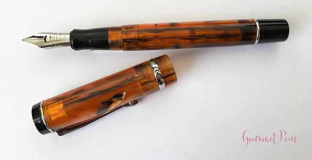 Review Conklin Duragraph Fountain Pen - 1.1 mm Stub @GouletPens (17)
