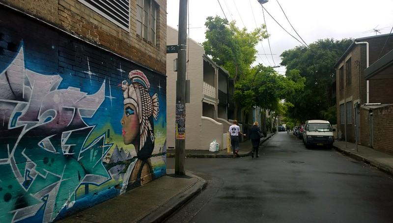 Seitengasse_Sydney