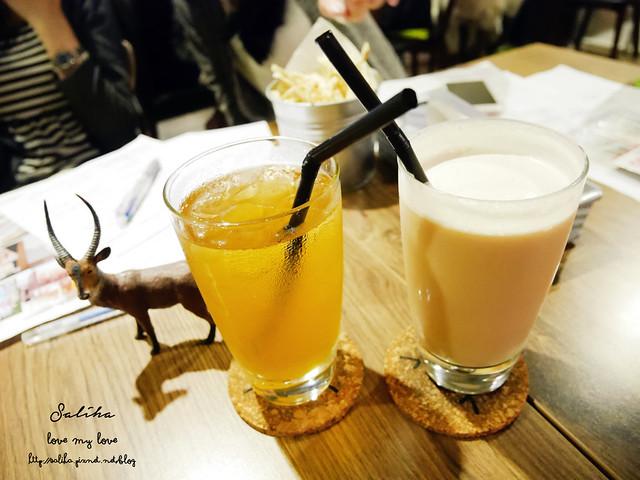 大坪林站zoo咖啡動物園咖啡鬆餅下午茶 (10)