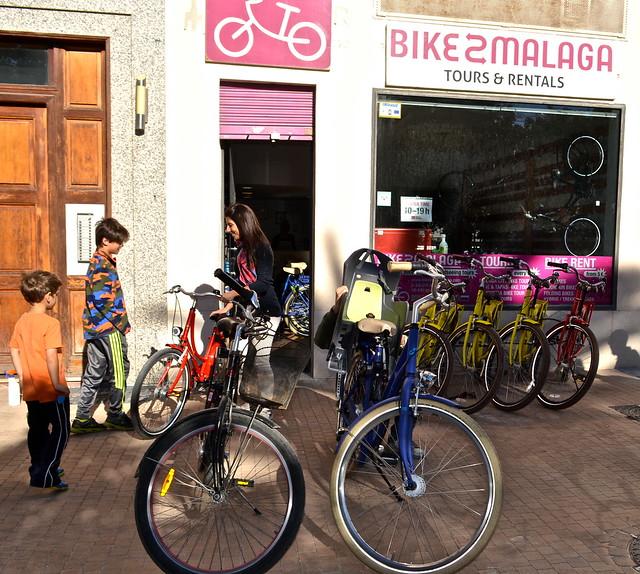 bike 2 malaga bike rentals - Day Trips From Malaga