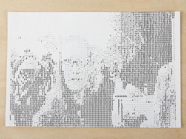 Hive76's ASCII Camera