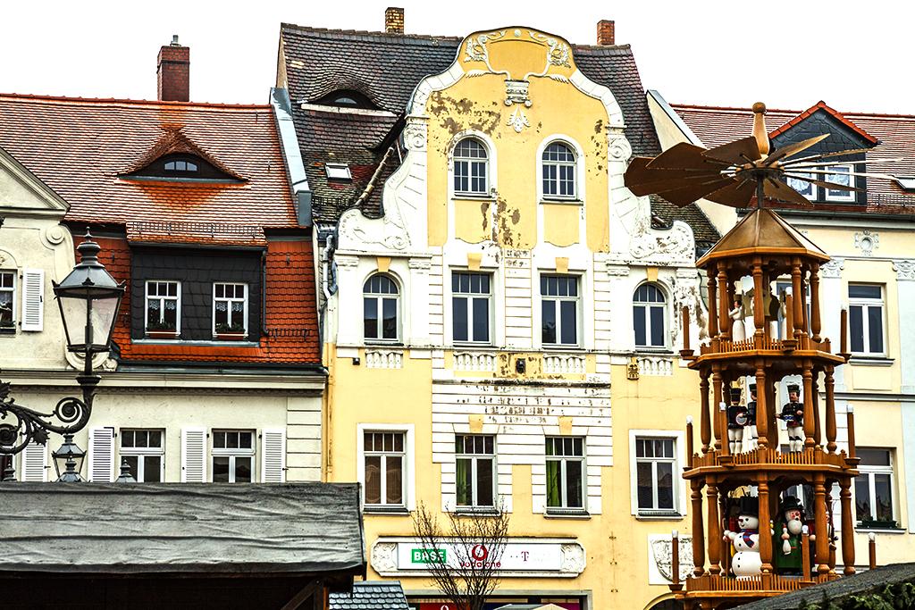 Marktplatz--Wurzen