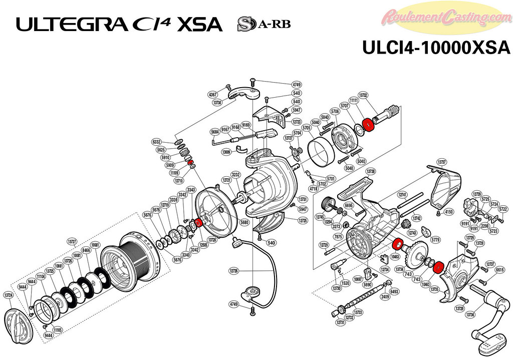 Schéma-Schimano-Ultegra-CI4-10000XSA