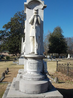 Confederate States of America Monument---Holly Springs, Ms.
