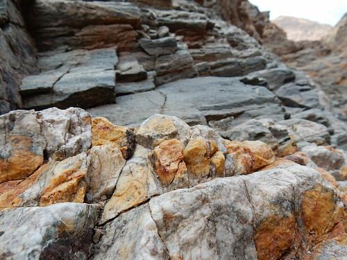 Death Valley NP - Natural Bridge - 2