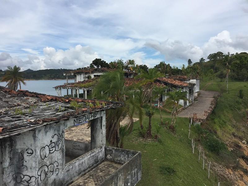 Ruinas Hacienda La Manuela