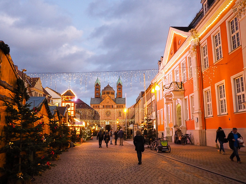 Speyer Christmas market