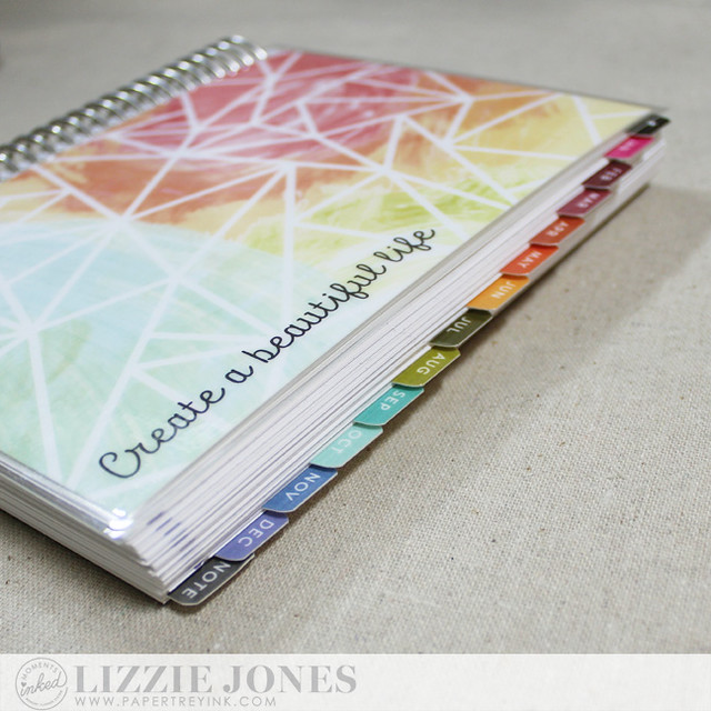 Spiral Bound Front Cover