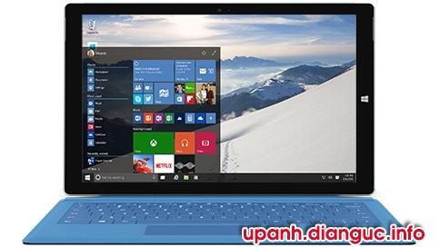 Cấu hình tối thiểu để cài windows 10 32bit 64bit