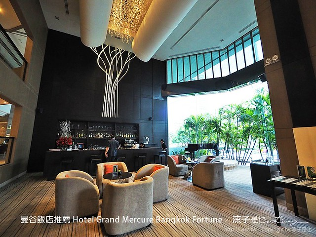 曼谷飯店推薦 Hotel Grand Mercure Bangkok Fortune 65