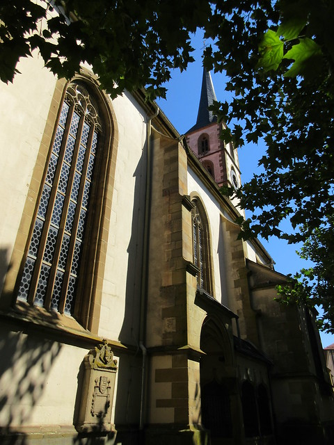 Stadtkirche, Bad Wimpfen, Germany