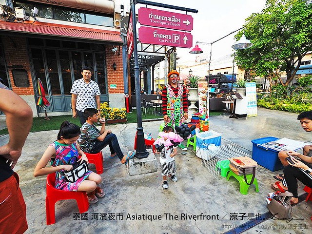 泰國 河濱夜市 Asiatique The Riverfront 52