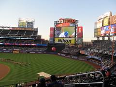 Citi Field outfield