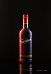 Bottle of Dooleys Cream  Liqueur