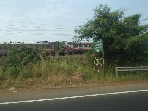 印度的火車 - naniyuutorimannen - 您说什么!