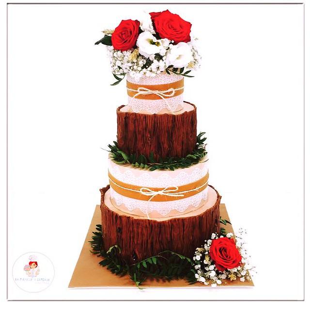 Cake by La Fabrique à Gâteaux – Emma's Bakery