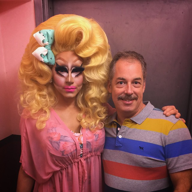 Me and Trixie