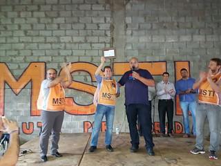 Paulinho da Força participa de Assembleia Geral do MSTI