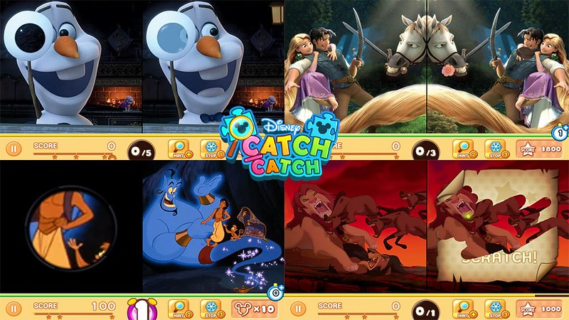 Disney-Catch-Catch-screenshot
