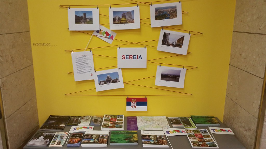 Thumbnail for December is the Month of Serbia at the CEF