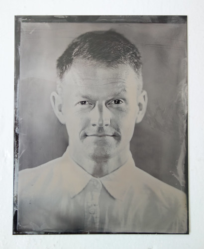 Tintype by Jeremiah Flynn