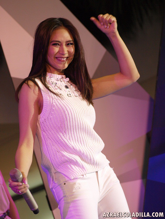 Sarah Geronimo as new endorser of OPPO and OPPO Mirror 5