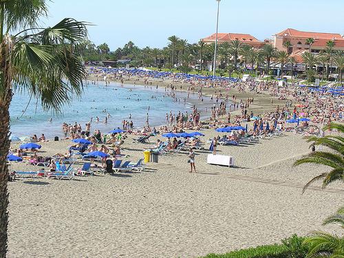 Playa Vista, Los Cristianos