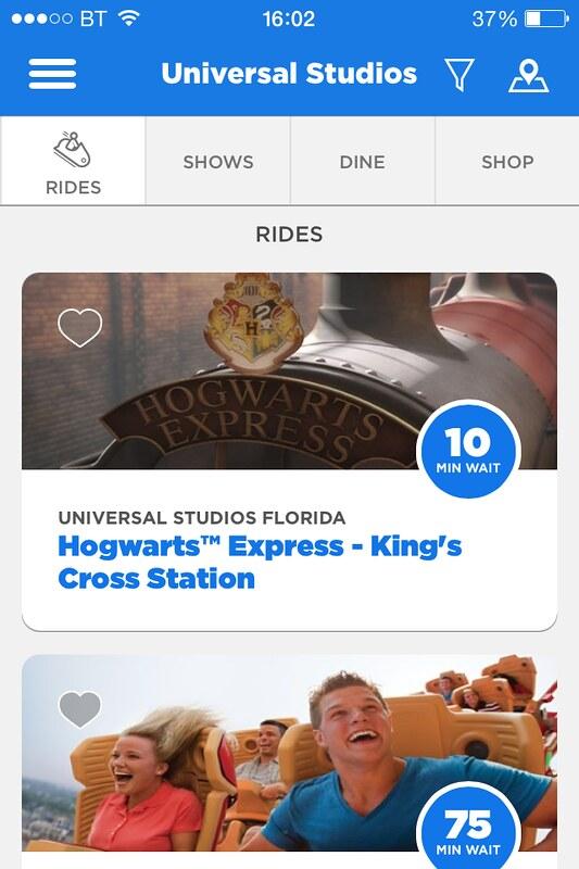 Universal Studios Orlando App is it worth downloading?