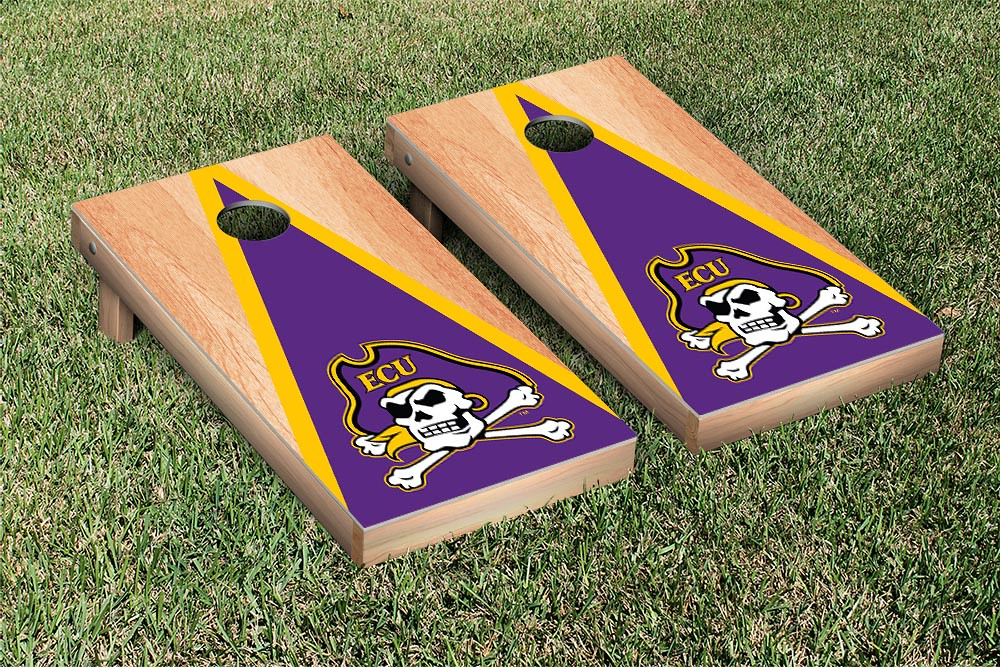 East Carolina University Pirates Triangle Hardcourt Version