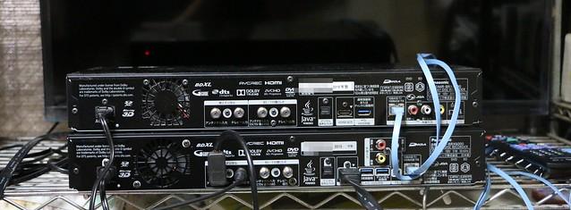パナソニック ブルーレイディーガ DMR-BRX6000