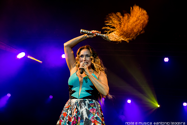 Daniela Mercury - Pacha Ofir '15