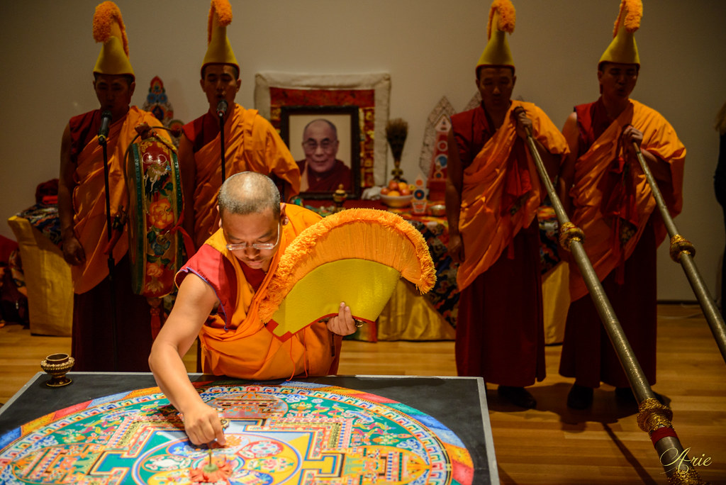 Closing Ceremony of The Mystical Arts of Tibet