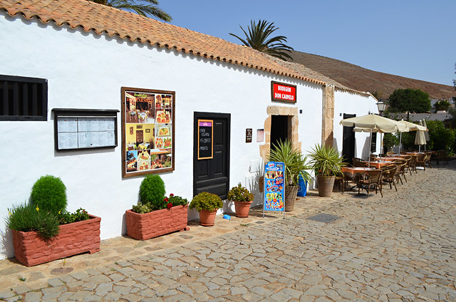 Bodegon Don Carmelo, Betancuria, Fuerteventura