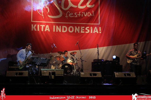Indonesian Jazz Festival 2015 - Dion Subiakto Team(2)