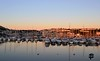 Dawn breaks over Brixham by Andrew Boxall