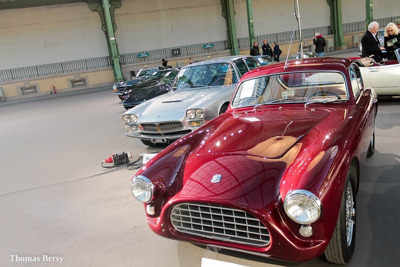 [75][04 au 08/02/2015] 40ème Salon Retromobile - Page 17 21015589129_6f3aa211d7_c