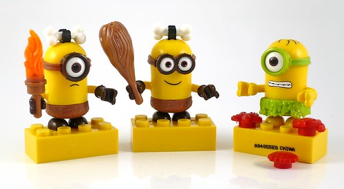 Mega Blocks Minions 01