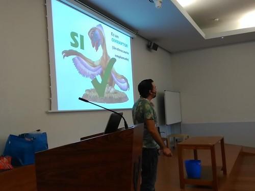 AionSur 21384277962_8ecb7798e5_d Naukas Bilbao 2015: Más de 70 charlas de ciencia y mucho humor para entender el mundo que nos rodea Análisis Cultura Naukas Bilbao