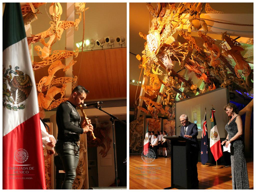 Embajada de México en Nueva Zelandia