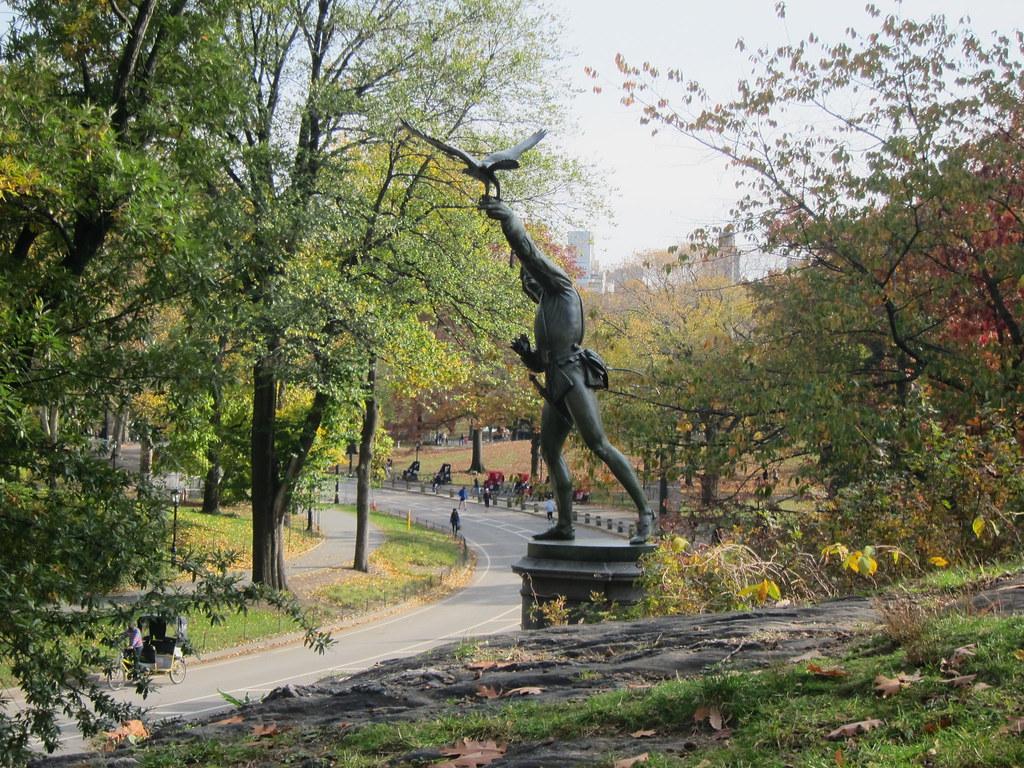 Central Park @ New York
