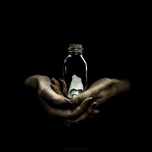 Message in a bottle // 25 09 15
